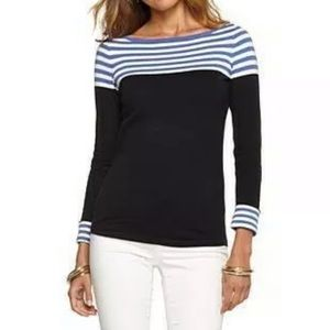 Lilly Pulitzer Sweaters - Lilly Pulitzer Maria Boatneck Lightweight Sweater